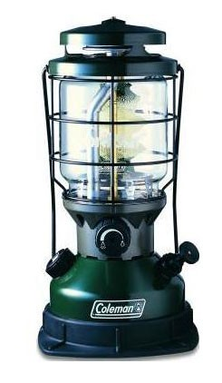 Choosing the right torch for camping