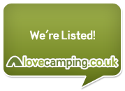 Camping & Campsites in Carmarthenshire