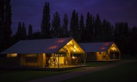 Culzean Castle Ready Camp Glamping