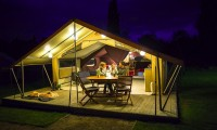 Kelvedon Hatch Ready Camp Glamping