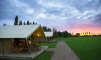 Sheriff Hutton Ready Camp Glamping