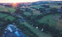White House on Wye Glamping