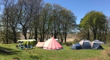 Hafod Hall Camping Club
