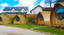 Eriskay B&B and Glamping