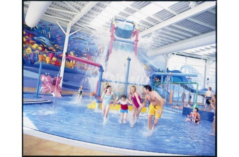 Primrose Valley Holiday Park In North Yorkshire