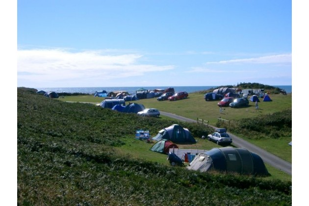Photo of Shell Island Camp Site
