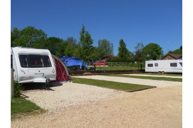 Photo of Hill Farm Caravan and Camping Park