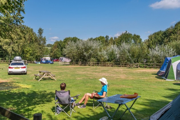Photo of Graston Copse Holiday Park