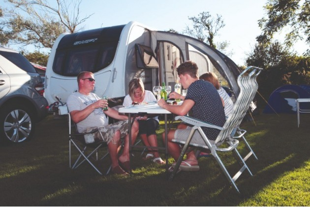 Photo of Hedley Wood Caravan & Camping Park