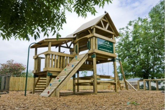 Photo of Harford Bridge Holiday Park