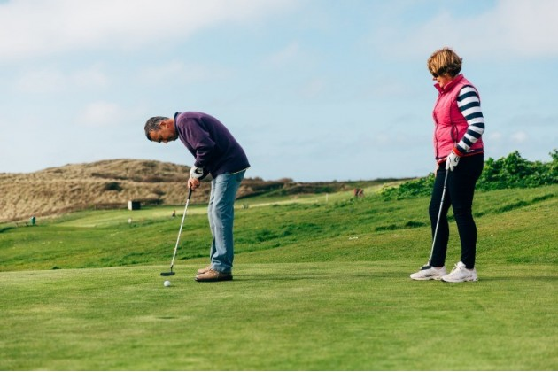 Holywell Bay Golf at Trevornick Holiday Park