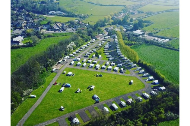 Photo of Portesham Dairy Farm Camp Site