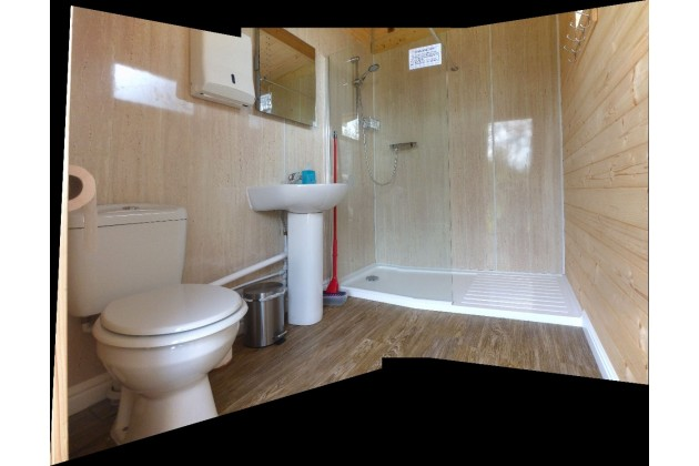New Private Shower Rooms