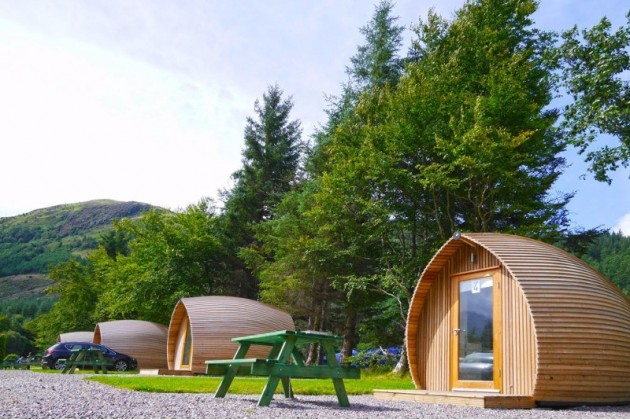 Photo of Glen Nevis Caravan & Camping Park