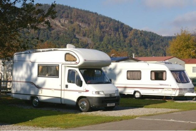 Photo of Ballater Caravan & Camping Site