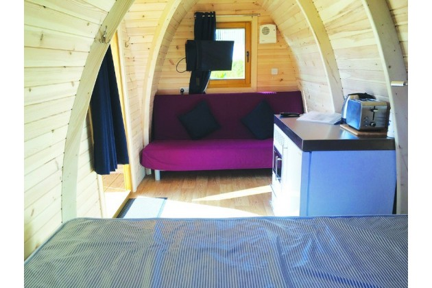 Glamping Pods Perthshire