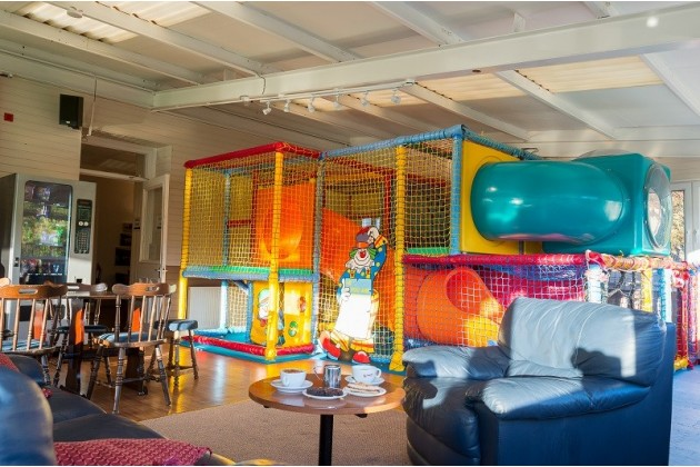 Indoor Soft Play Area, Corriefodly