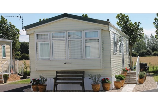Static holiday home, Edithmead Leisure