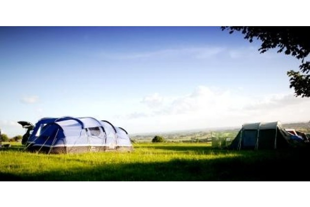 Camping in Tor View