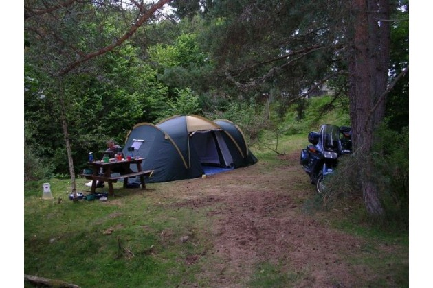 Photo of Cannich Caravan & Camping Park