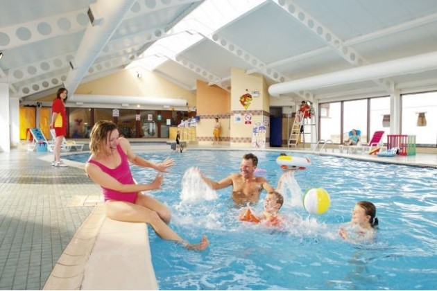 Seton Sands Holiday Park In East Lothian