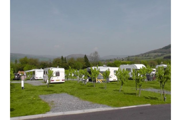 Photo of Blossom Touring Caravan Motorhome Camp Site