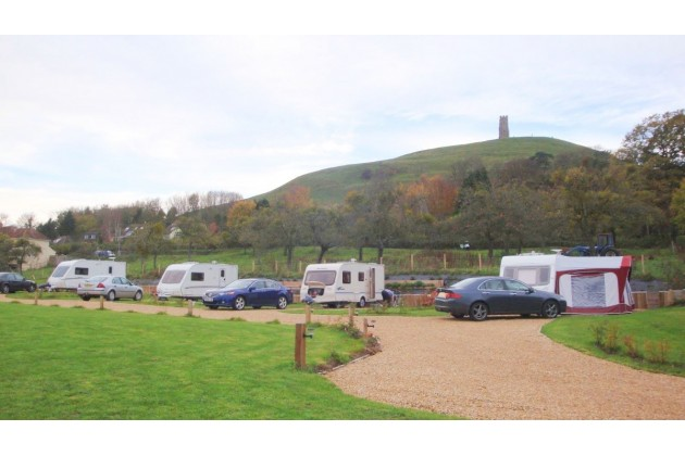 Photo of Glastonbury Cottages and Caravanning Certificated Site