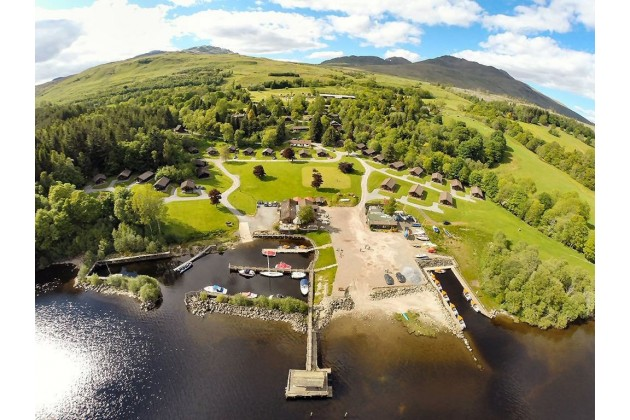Photo of Loch Tay Highland Lodges