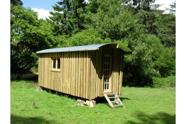 Photo of Dartmoor Shepherds Huts