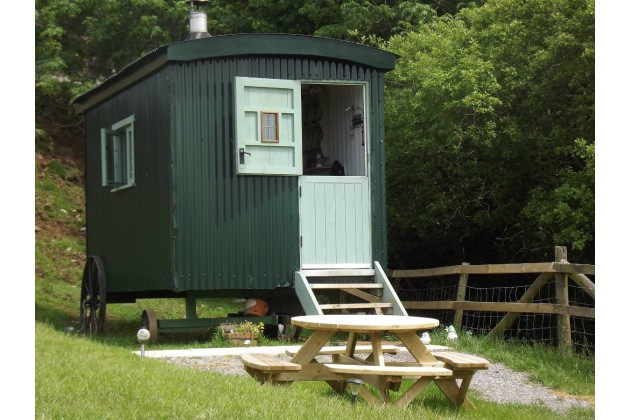 The Shepherd hut