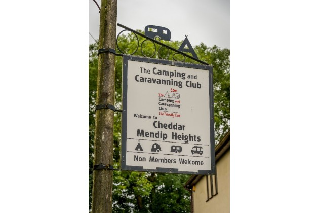 Photo of Cheddar Camping and Caravanning Club Site