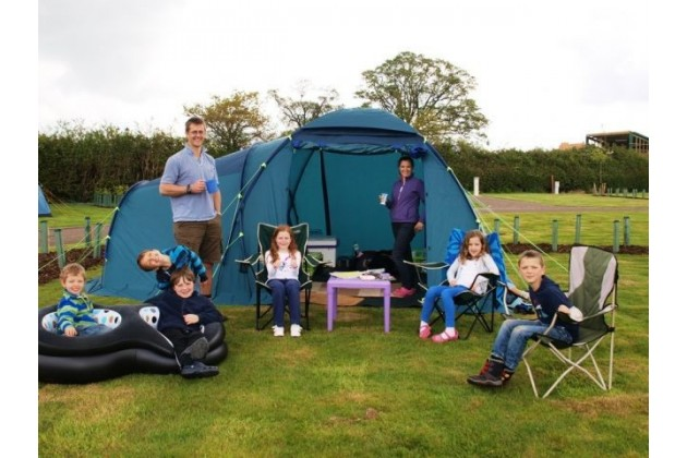 Photo of Crealy Meadows Caravan and Camping Park