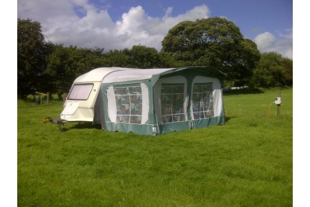 Photo of Tynant Faerdref Camping