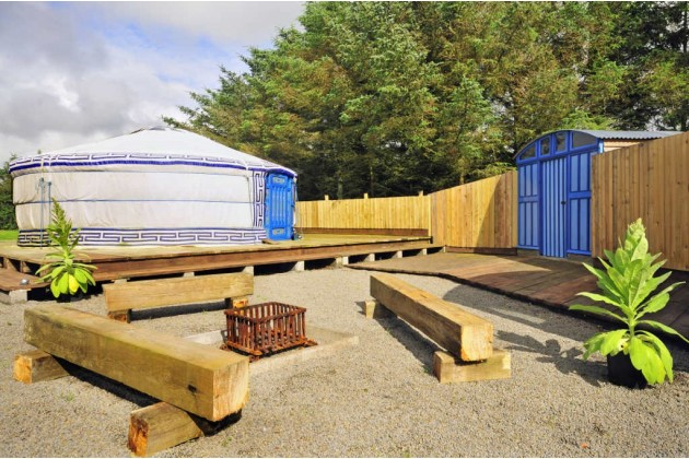 Photo of Monty's Yurt