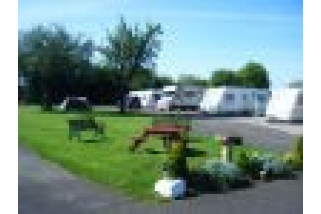 Photo of Regents Park Stansby Touring Site