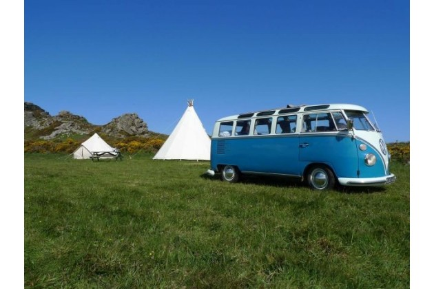 Photo of Hill Fort Tipis and Campsite