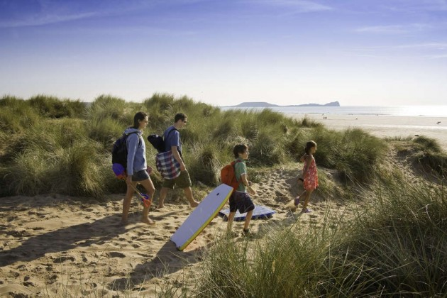 make the most of the Gowers beaches