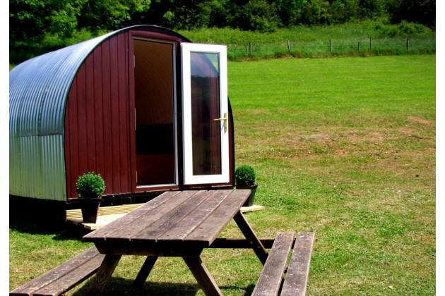 Photo of Glamping in Cheddar