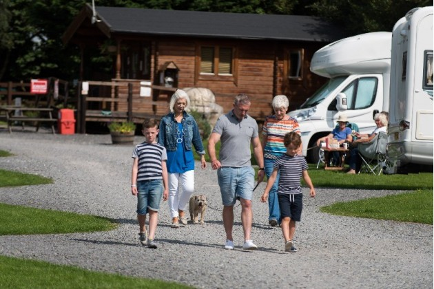 Photo of Ashbourne Camping and Caravanning Club Site