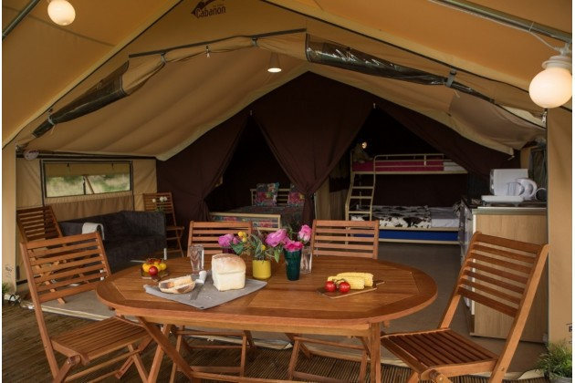 Adgestone Ready C& Gl&ing & South East Campsites that have yurts/tipis/pre-erected tents available
