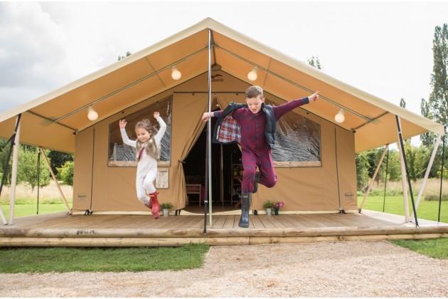 ... Photo of Sandringham Ready C& Gl&ing ... & Sandringham Ready Camp Glamping in Norfolk