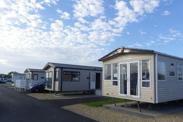 Static Caravans, Rose Farm, Berrow