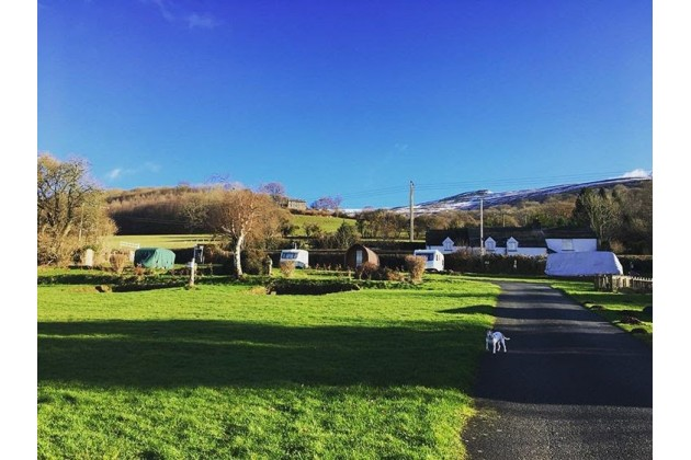 Photo of Cwmdu Campsite