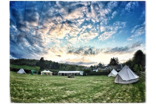 Photo of Seren Bach Campsite and Field