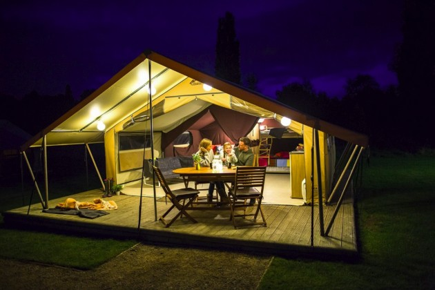 Photo of Dartmouth Ready Camp Glamping