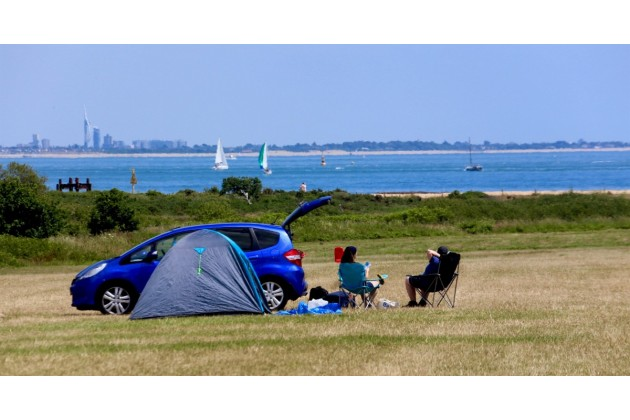 Photo of Lepe Beach Campsite