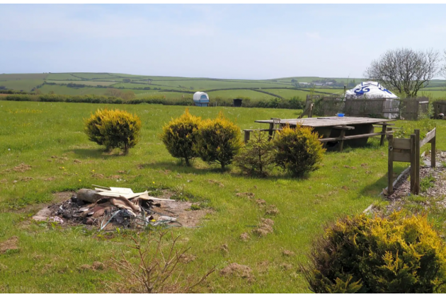 Photo of West Kellow Yurts