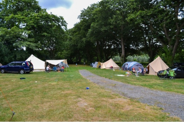 Photo of Walcot Hall Caravan Park