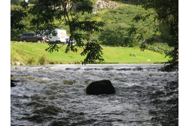 Photo of Nantcol Waterfalls