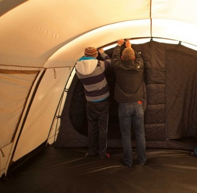 Tent c&ing can be great fun but those who c& frequently will know that there are several down-sides to tent living. They can be cold in winter and ... & Thermo Tent: A Correctly Insulated Tent for a New Standard of ...